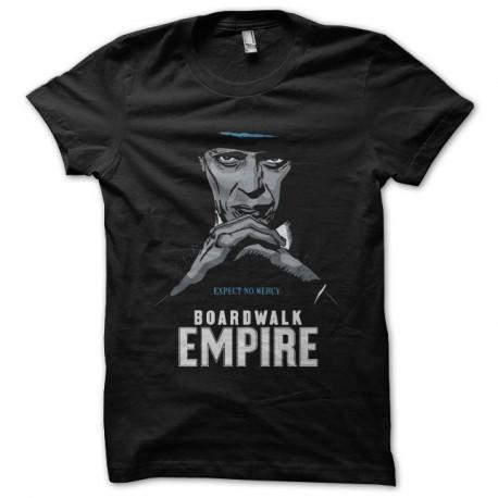 Shirt série tv Boardwalk Empire Steve Buscemi Enoch « Nucky » Thompson noir pour homme et femme