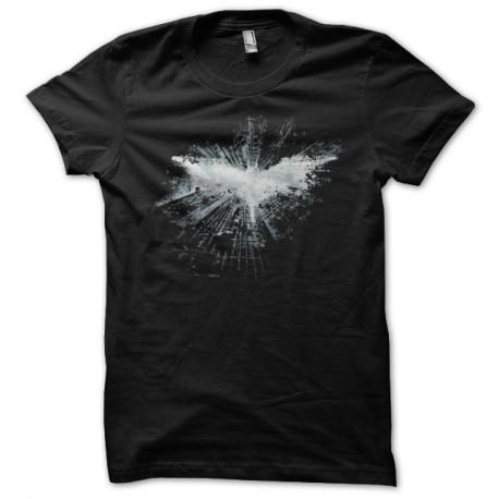 Shirt Batman logo art work noir pour homme et femme