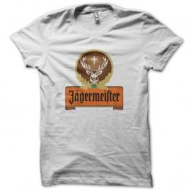 Shirt Jagermeister blanc pour homme et femme