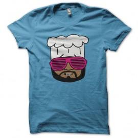 Shirt South Park parodie Chef cool lunettes geek rose lmfao turquoise pour homme et femme