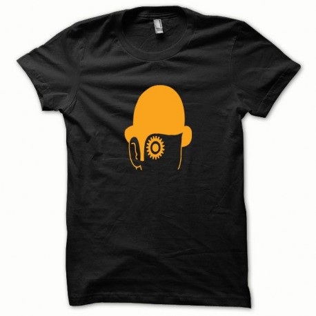 Shirt Clockwork Orange Mecanique stanley classic orange/noir pour homme et femme