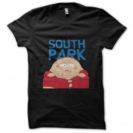 Shirt parodie Cartman et le jeux World of Warcraft noir pour homme et femme