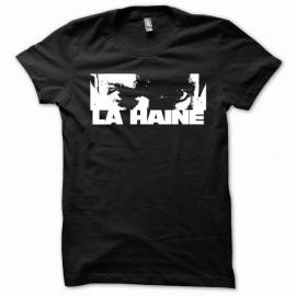 Shirt La haine blanc/noir pour homme et femme