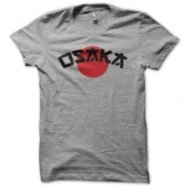 Shirt Osaka gris pour homme et femme