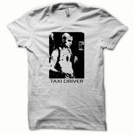 Shirt Taxi Driver noir/blanc pour homme et femme