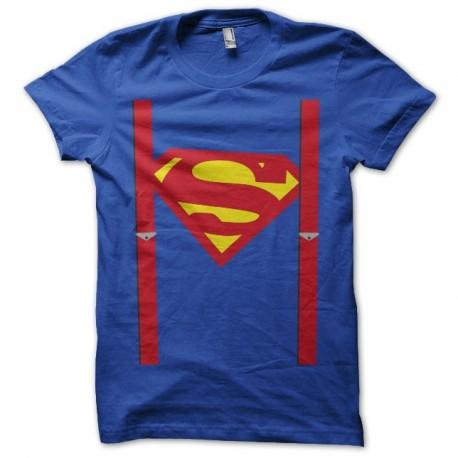 Les Superman Bleu Shirt T Sinok Goonies F1KcTJl