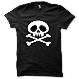Shirt crane Manga Albator noir pour homme et femme