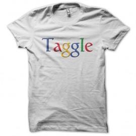 Shirt Google parodie Ta gueule blanc pour homme et femme