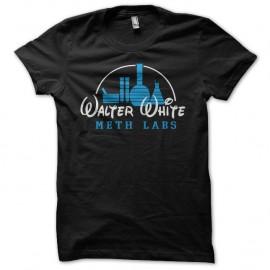 Shirt Walter White Meth Labs parodie Disney noir pour homme et femme