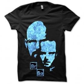 Shirt Breaking bad Heisenberg et Pinkman en Crystal noir pour homme et femme