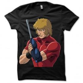 Shirt Cobra noir pour homme et femme