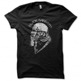 Shirt Black Sabbath Tony stark shirt noir pour homme et femme