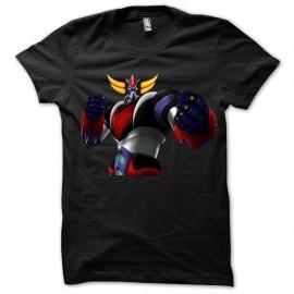 Shirt Goldorak en garde noir pour homme et femme
