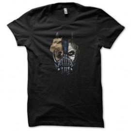 Shirt batman trilogie noir pour homme et femme
