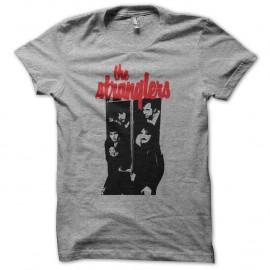 Shirt The Stranglers inside closet gris pour homme et femme