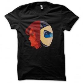 Shirt Actarus Duo - Goldorak noir pour homme et femme