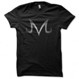 Shirt Dragon Ball Majin symbol noir pour homme et femme
