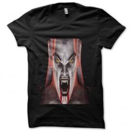 Shirt vampire men noir pour homme et femme