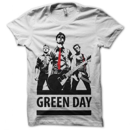 Vector Day Green Blanc T Shirt UpGSzMjLqV