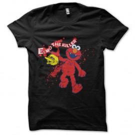 Shirt elmo the killer noir pour homme et femme