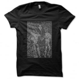Shirt Graphix Adam & Eve Noir pour homme et femme