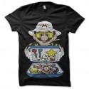 Shirt Mario Dealer - Noir pour homme et femme