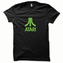 Shirt Atari collection vert/noir pour homme et femme