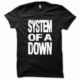 Shirt System of a Down blanc/noir pour homme et femme
