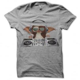 Shirt gizmo aux platines gris pour homme et femme
