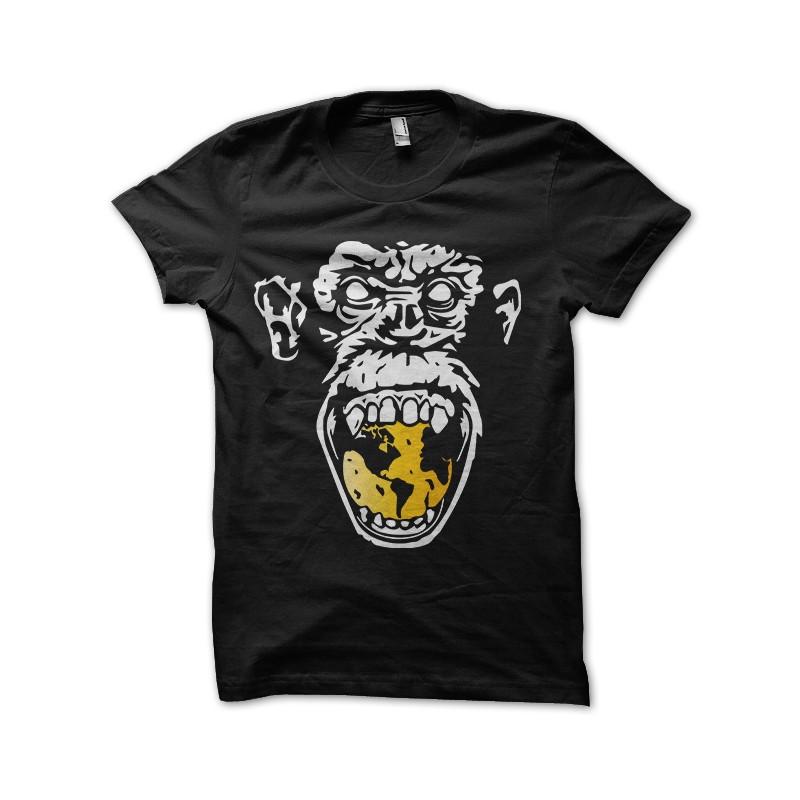 size 40 bdf66 c398c shirt-angry-monkey-jaune-sur-noir-pour-homme-et-femme.jpg