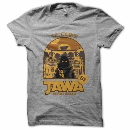 Shirt chez jawa gris pour homme et femme