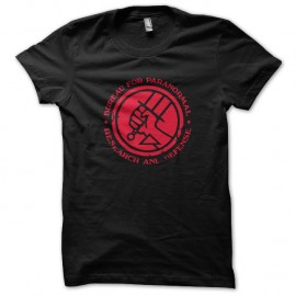 Shirt hellboy II noir pour homme et femme