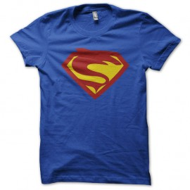 Shirt super shark bleu royal pour homme et femme