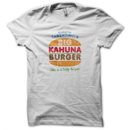 Shirt Big Kahuna Burger Blanc pour homme et femme