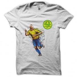 Shirt Ronaldo El Fenomeno blanc pour homme et femme
