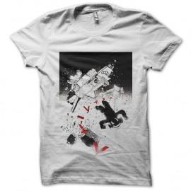Shirt gravity blanc pour homme et femme