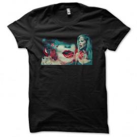Shirt fangtasia true blood noir pour homme et femme