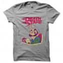Shirt Super mario Death stare gris pour homme et femme