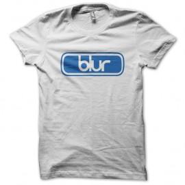 Shirt blur blanc pour homme et femme