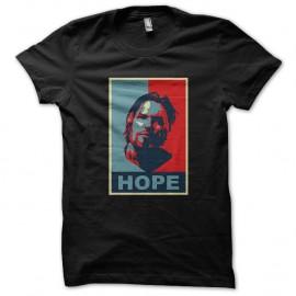 Shirt Hope consanguin GOT noir pour homme et femme