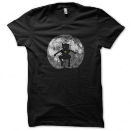 Shirt kid wolverine moon noir pour homme et femme