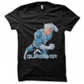 Shirt Quicksilver noir pour homme et femme