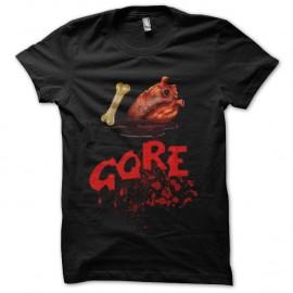 Shirt I Love Gore noir pour homme et femme