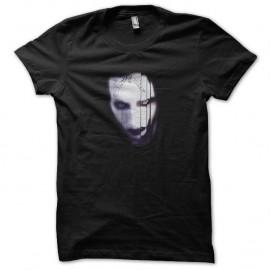 Shirt Marilyn Manson vampire noir pour homme et femme