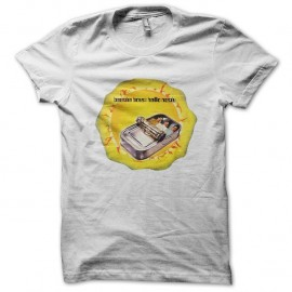 Shirt beastie boys nasty blanc pour homme et femme