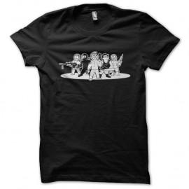 Shirt fallout 3 noir pour homme et femme