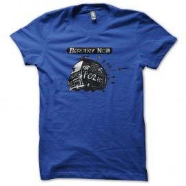 Shirt berurier noir pour homme et femme
