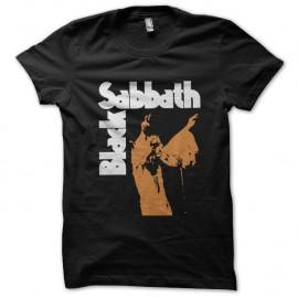 Shirt Sabbath Black noir pour homme et femme