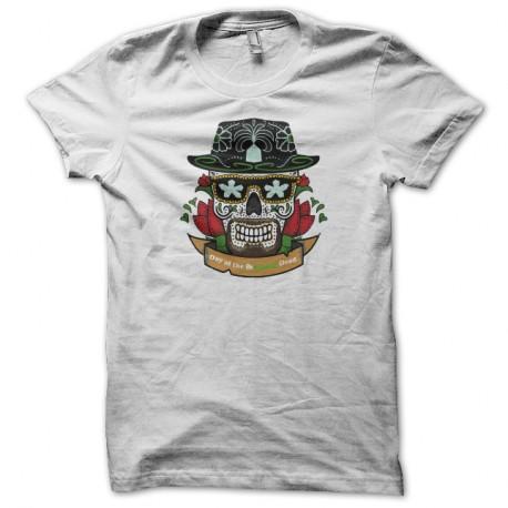 Shirt heisenberg fiesta blanc pour homme et femme