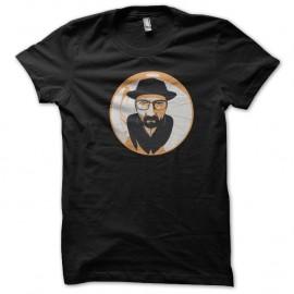 Shirt heisenberg oeil de boeuf noir pour homme et femme